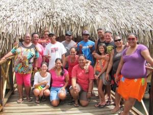 Fare Pote'e group 2012