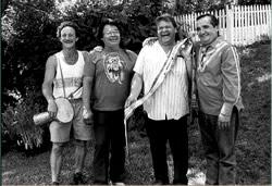 Native men's team