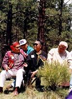 Elders at Santa Fe Council