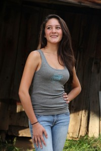 Heather Gray Tank — $16.00