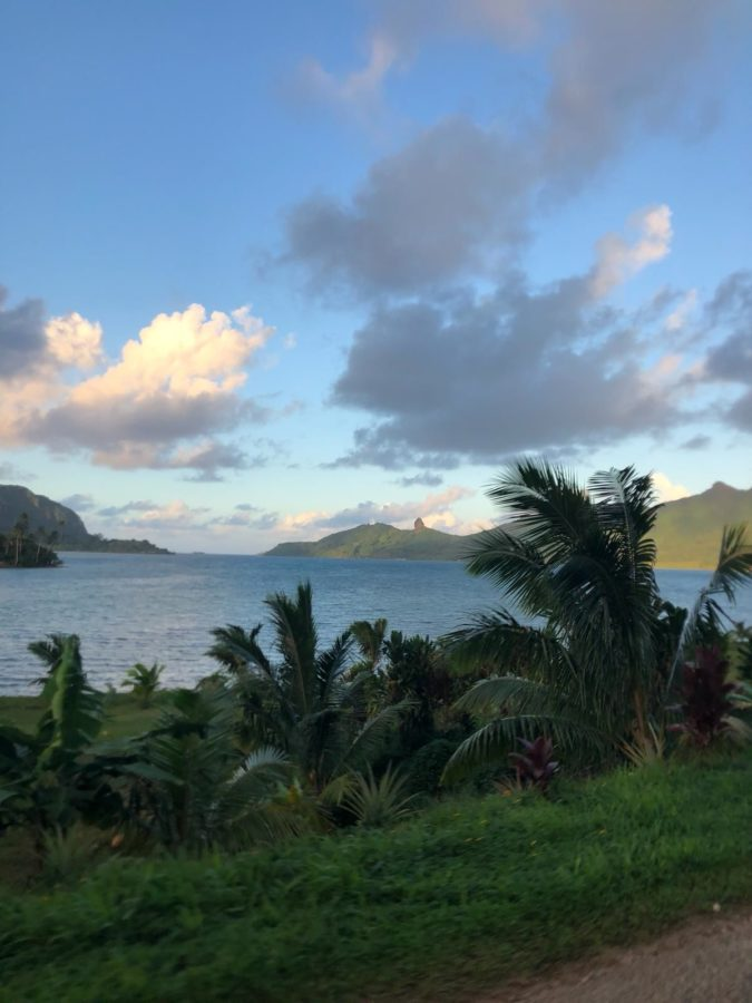 Beauty of Huahine Iti