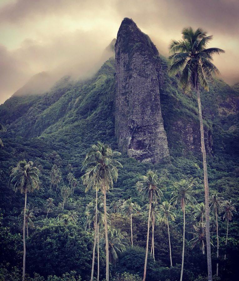 Sacred site Raiatea