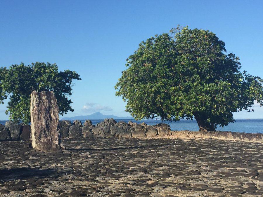 Marae Taputapuatea complex
