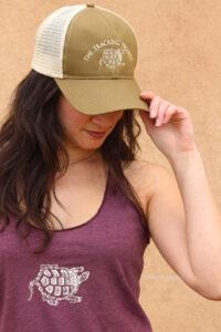 Eco-trucker-Hat Jungle