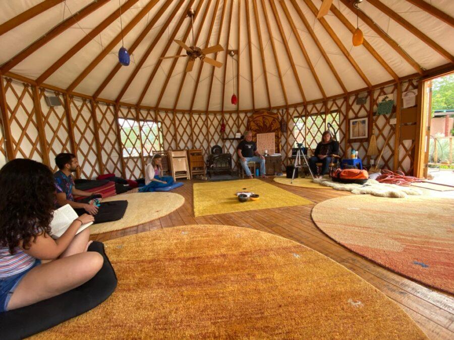 Yurt dream class May 2020